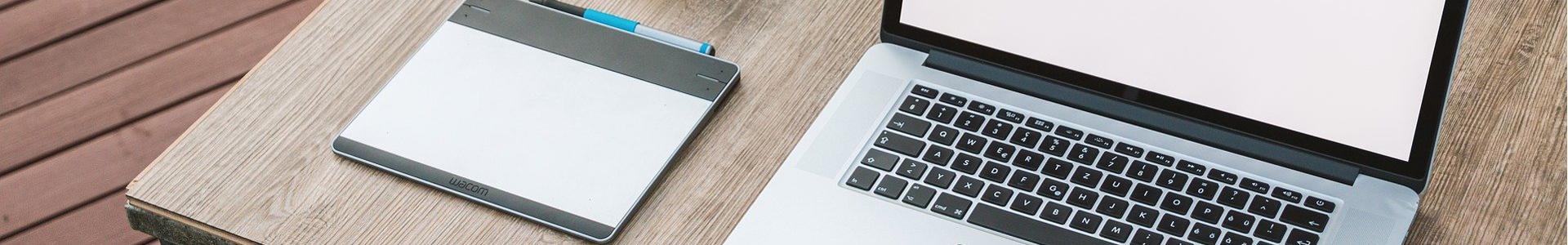 tablet en laptop